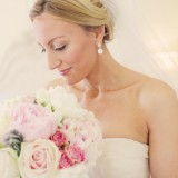 a romatic pastel wedding at Eshott Hall (c) Helen Russell Photography  (36)