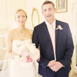 a romatic pastel wedding at Eshott Hall (c) Helen Russell Photography  (38)