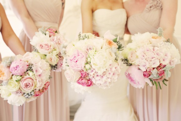 a romatic pastel wedding at Eshott Hall (c) Helen Russell Photography  (40)