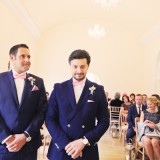 a romatic pastel wedding at Eshott Hall (c) Helen Russell Photography  (46)