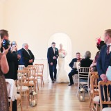 a romatic pastel wedding at Eshott Hall (c) Helen Russell Photography  (47)