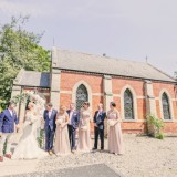 a romatic pastel wedding at Eshott Hall (c) Helen Russell Photography  (65)