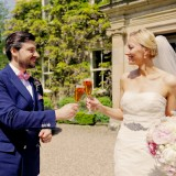 a romatic pastel wedding at Eshott Hall (c) Helen Russell Photography  (68)