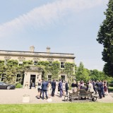 a romatic pastel wedding at Eshott Hall (c) Helen Russell Photography  (69)