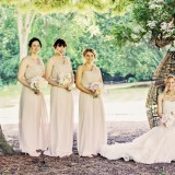 a romatic pastel wedding at Eshott Hall (c) Helen Russell Photography  (77)