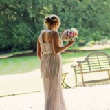 a romatic pastel wedding at Eshott Hall (c) Helen Russell Photography  (78)