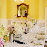 a romatic pastel wedding at Eshott Hall (c) Helen Russell Photography  (86)