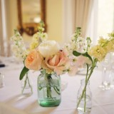 a romatic pastel wedding at Eshott Hall (c) Helen Russell Photography  (88)