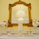 a romatic pastel wedding at Eshott Hall (c) Helen Russell Photography  (92)