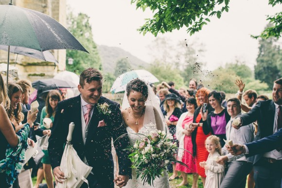 a rustic country wedding at Wold Top Brewery (c) Neil Jackson Photographic (26)