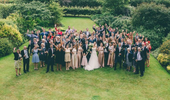 a rustic country wedding at Wold Top Brewery (c) Neil Jackson Photographic (27)