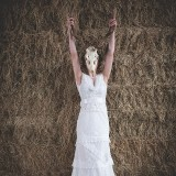tweed & country styled bridal shoot at Owen House Wedding Barn (c)  Mr & Mrs W (14)