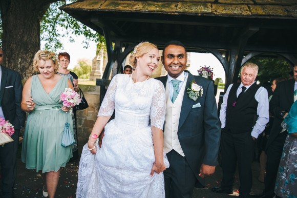Hannah and Arul - English Indian Fusion Wedding - Sarah Beth Photography-27
