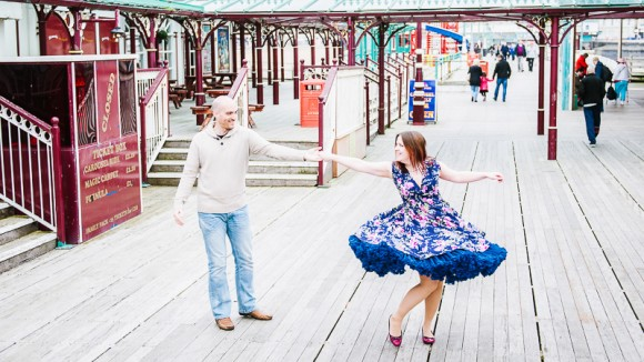 North Pier Pre Wedding Shoot (c) James Jebson Photography (20)