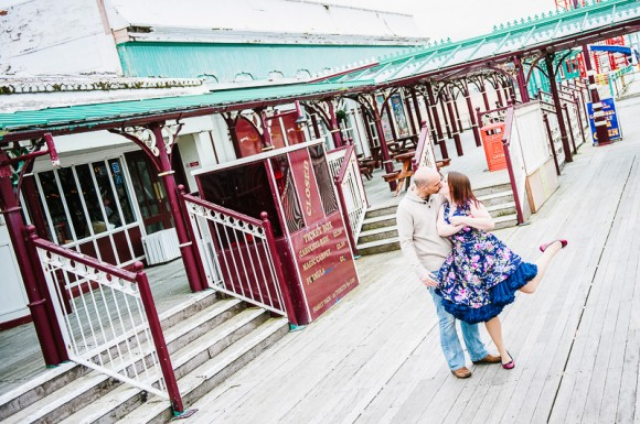 North Pier Pre Wedding Shoot (c) James Jebson Photography (21)