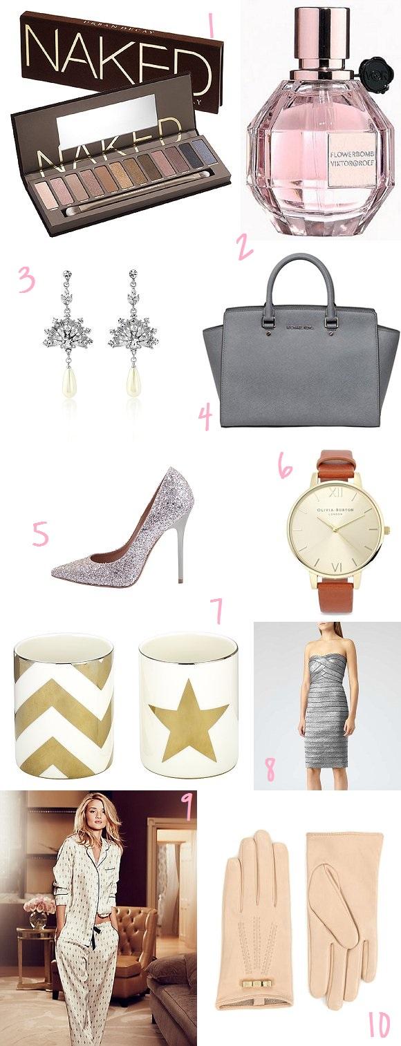 Rachel's Christmas List