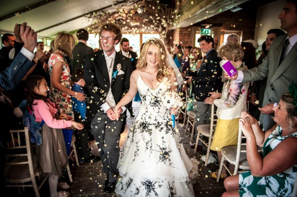 a beachy wedding at Newton Hall (c) James Tracey Photography  (27)