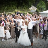 a garden wedding at The Inn At Whitewell (c) Niki Mills Photography (52)