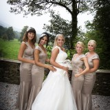 a garden wedding at The Inn At Whitewell (c) Niki Mills Photography (53)