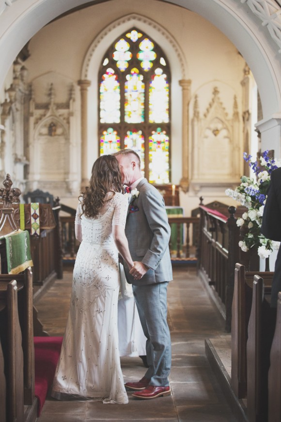 a laid back wedding blessing in the Pennines (c) Melissa Beattie  (34)