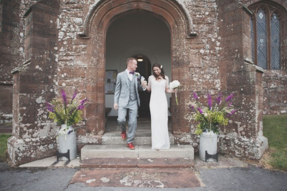 a laid back wedding blessing in the Pennines (c) Melissa Beattie  (39)