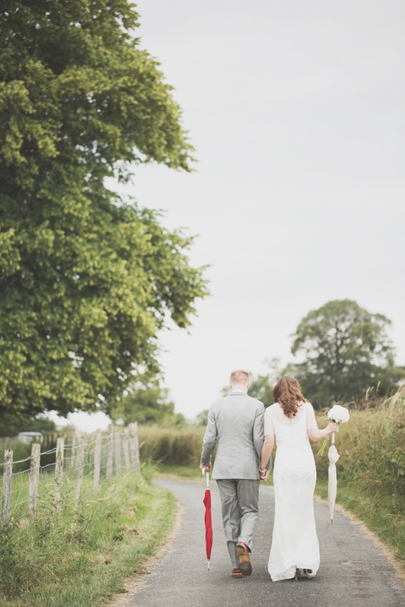a laid back wedding blessing in the Pennines (c) Melissa Beattie  (45)