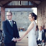 a white wedding in Northumberland (c) Little Miss Boyco (26)