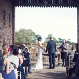 a white wedding in Northumberland (c) Little Miss Boyco (27)