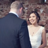 a white wedding in Northumberland (c) Little Miss Boyco (28)