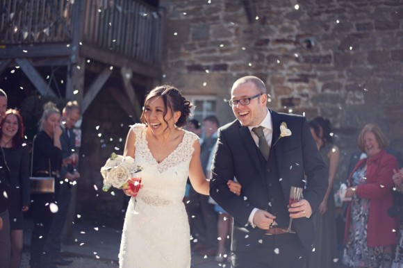 when we collide. a stylish white wedding in Northumberland – tina & andy