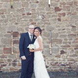 a white wedding in Northumberland (c) Little Miss Boyco (38)