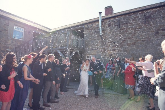 a white wedding in Northumberland (c) Little Miss Boyco (79)