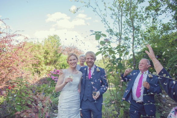 home made. an English country garden festival wedding at Crook Hall – scott & claire