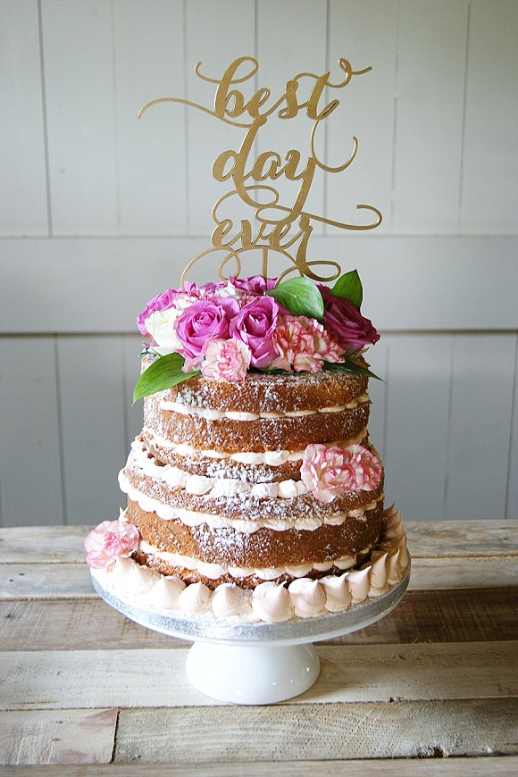 just desserts. The Whimsical Cake Company