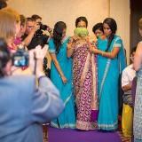 a catholic hindu wedding at Redworth Hall (c) David West Photography (107)