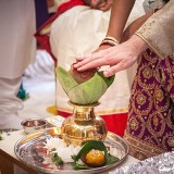 a catholic hindu wedding at Redworth Hall (c) David West Photography (111)
