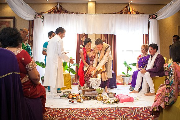 a catholic hindu wedding at Redworth Hall (c) David West Photography (121)