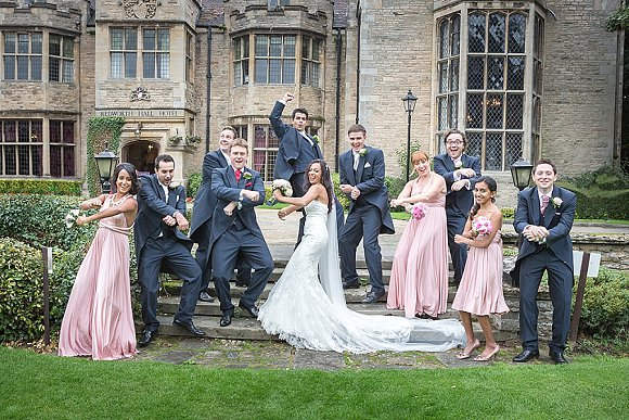 a catholic hindu wedding at Redworth Hall (c) David West Photography (30)