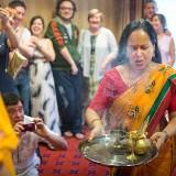 a catholic hindu wedding at Redworth Hall (c) David West Photography (63)