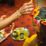 a catholic hindu wedding at Redworth Hall (c) David West Photography (73)