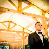 a classically beautiful wedding at Colshaw Hall (c) James Tracey Photography (10)