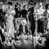 a classically beautiful wedding at Colshaw Hall (c) James Tracey Photography (26)