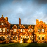 a classically beautiful wedding at Colshaw Hall (c) James Tracey Photography (27)