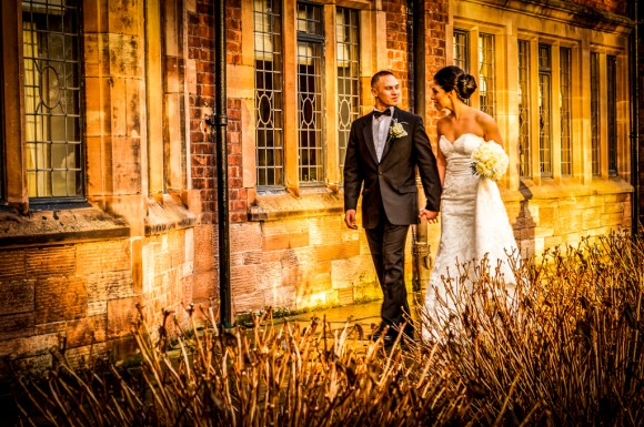 a classically beautiful wedding at Colshaw Hall (c) James Tracey Photography (28)