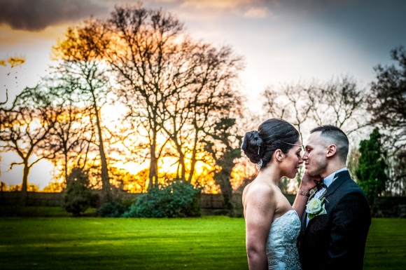 glamour amour. a classically beautiful wedding at colshaw hall – naomi & tom
