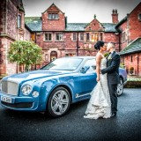 a classically beautiful wedding at Colshaw Hall (c) James Tracey Photography (37)