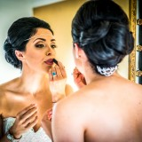 a classically beautiful wedding at Colshaw Hall (c) James Tracey Photography (4)