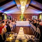 a classically beautiful wedding at Colshaw Hall (c) James Tracey Photography (47)