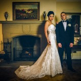 a classically beautiful wedding at Colshaw Hall (c) James Tracey Photography (55)