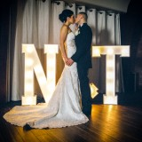 a classically beautiful wedding at Colshaw Hall (c) James Tracey Photography (58)
